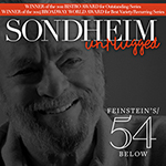 March 26: Sondheim Unplugged