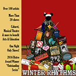 Dec. 8-11: Winter Rhythms