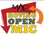Sept. 26: MAC Roving Open Mic
