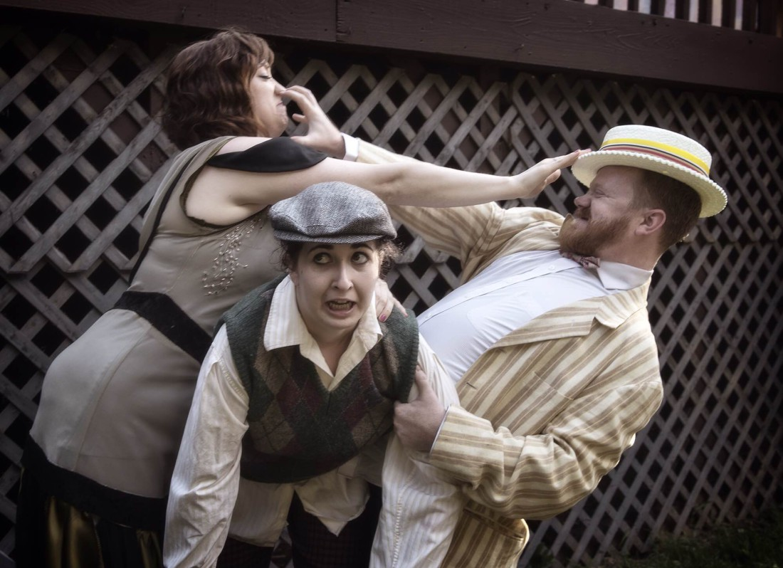 "Theater review: ""Twelfth Night"" by Montford Park Players"