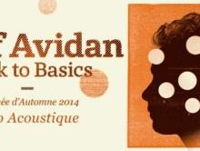 Asaf Avidan en solo acoustique @Roubaix !
