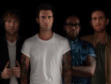 «V» : c'est la rentrée aussi pour les Maroon 5