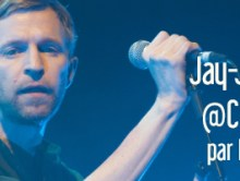 [reportage] Jay-jay Johanson au Colisée de Lens, janvier 2015