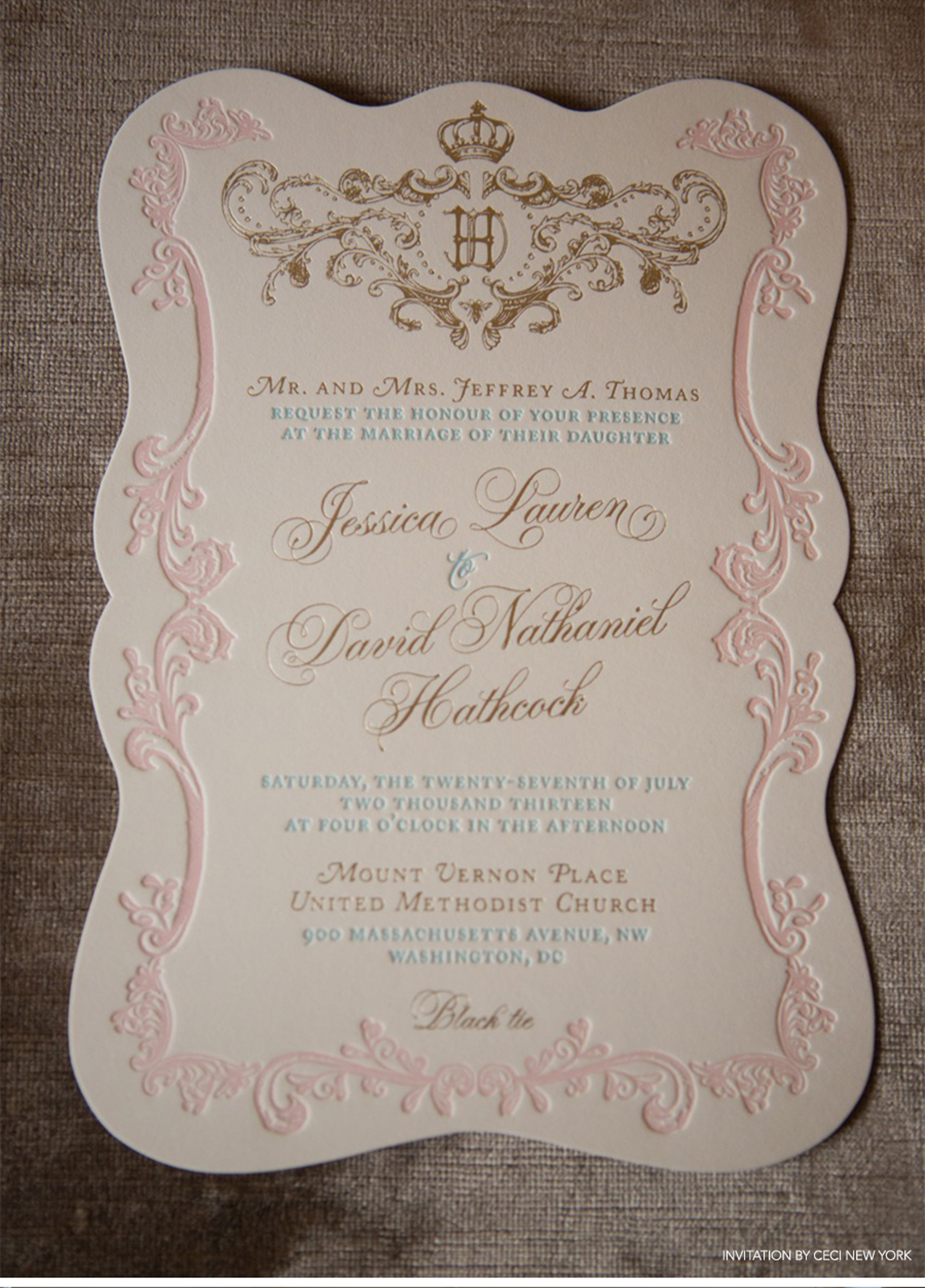 ivory and gold wedding invitations blush wedding invitations Ivory And Gold Wedding Invitations is adorable invitations example