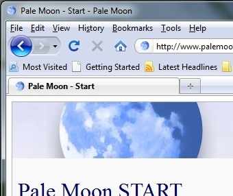 Pale Moon Is a Faster Firefox Clone for Windows