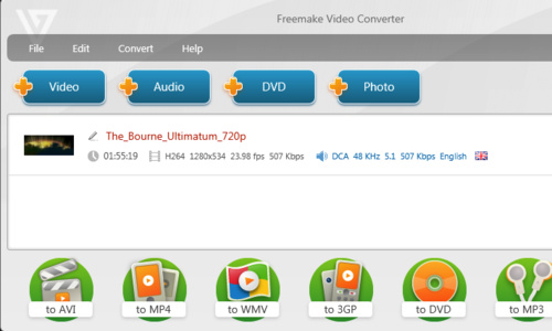Freemake Is a Remarkably Simple, Yet Feature-Filled Video Converter and Editor