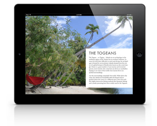 Book Cover: The Togean Islands in Central Sulawesi, Indonesia