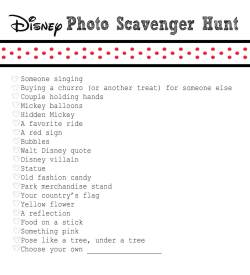 Small Of Photo Scavenger Hunt Ideas