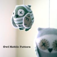 Owl Mobile Pattern