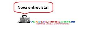CCC Entrevista: Roney Peixoto dono do sebo virtual VenderLivros.com.br