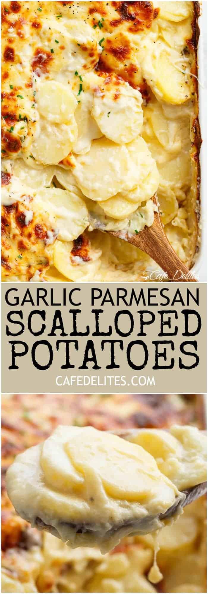 Fullsize Of Garlic Parmesan Potatoes