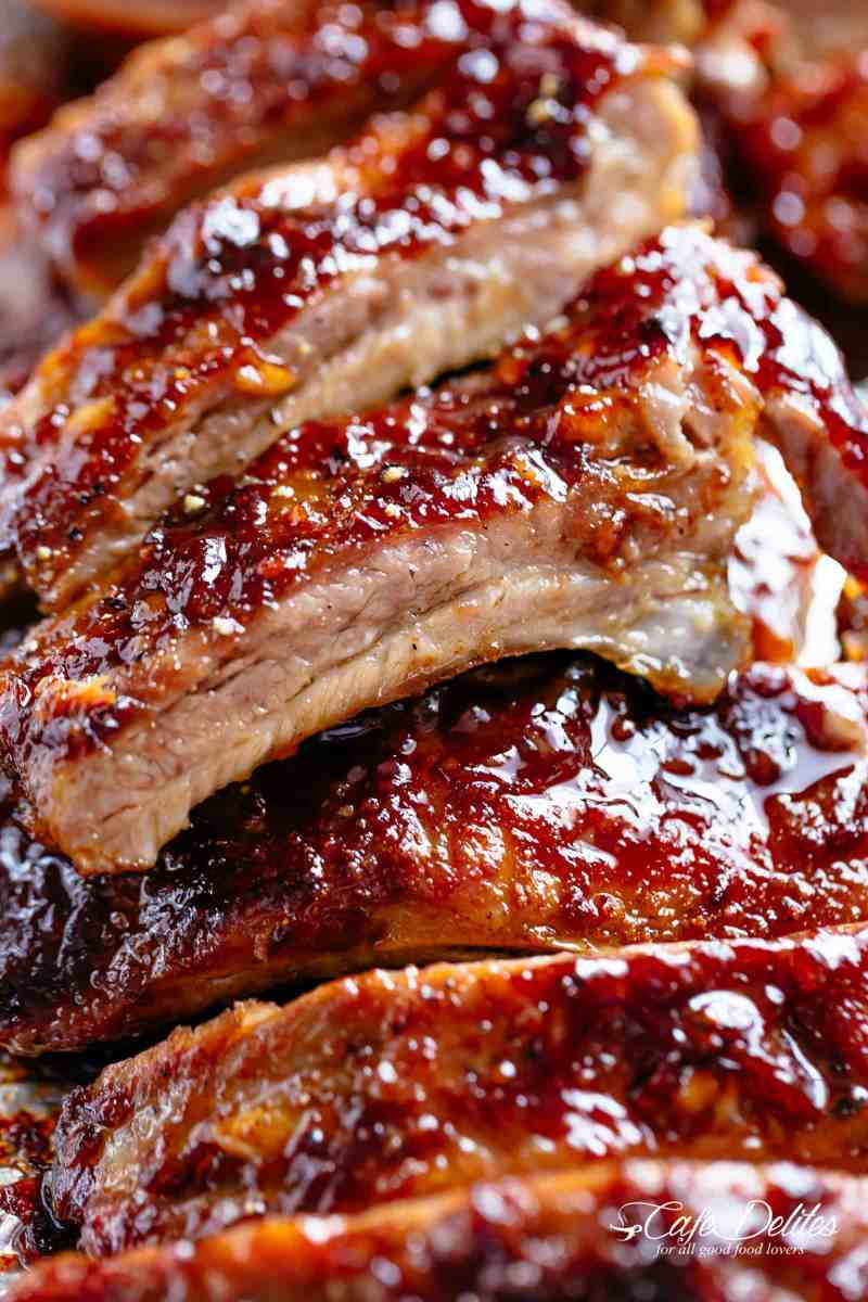 Large Of Pork Rib Marinade