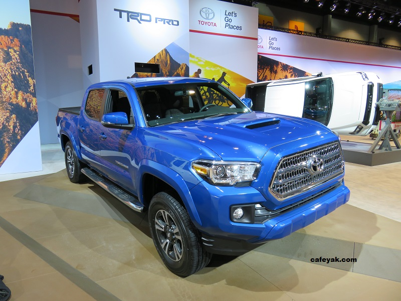 The Best Midsize Truck For 2016