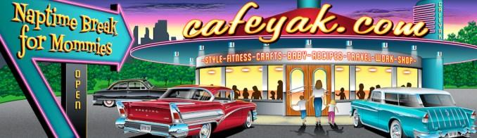CafeYak Logo
