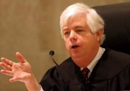 Iowa Supreme Court Justice David Wiggins