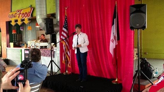 Joni Ernst - Polk County GOP
