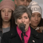 Joni Ernst Addresses March for Life