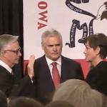 Reaction Round-up to Iowa's Gubernatorial Succession