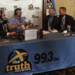 Caffeinated Thoughts Radio 7-22-17 (Ron Corbett & Benham Brothers)