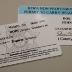 """About Those """"Easy"""" Carry Permit Standards in Iowa"""