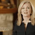 Twitter Shuts Down Marsha Blackburn's Video Ad