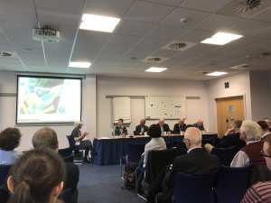 CaHRU attends 999 EMS Research Forum conference 2018 in Stirling