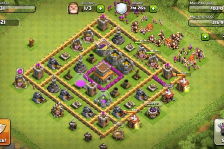 clash of clans village 1024x577