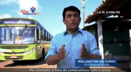 wellington do curso