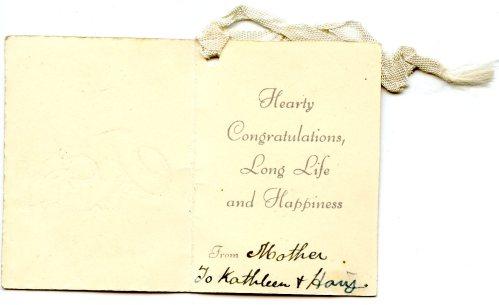 Medium Of Wedding Card Message