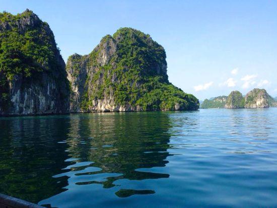 terry's photo halang bay