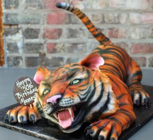 Fun Animal Cakes