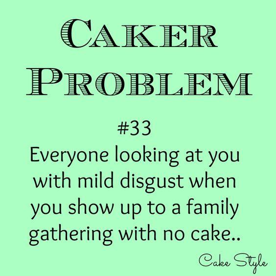 caker problem #33
