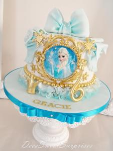 Frozen Cake Inspiration