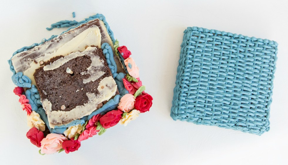 Basket Cake 12