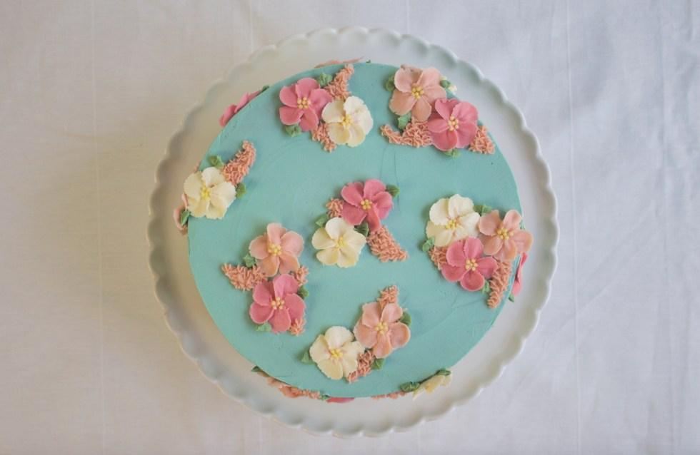 Blossom Cake 1