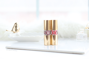 Juicy Lips for Summer with YSL Oil-in-Stick Lipsticks