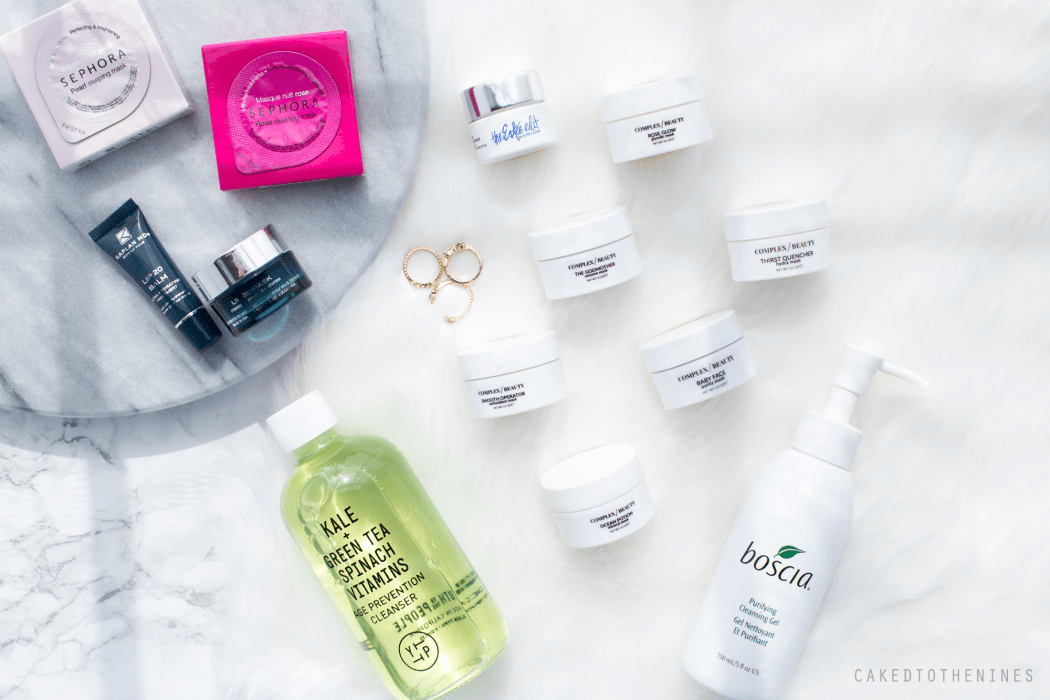 Skincare haul | Complex Beauty, Sephora, Youth To The People, Lush, Boscia, The Estee Edit, Kaplan MD review