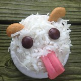 League of Legends: Coconut Poro Cupcakes Recipe