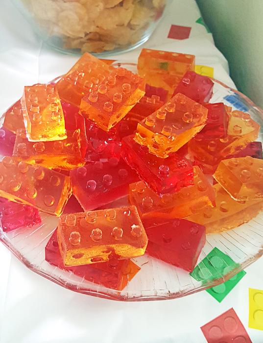 Lego gummy candy - Lego gummy-godis
