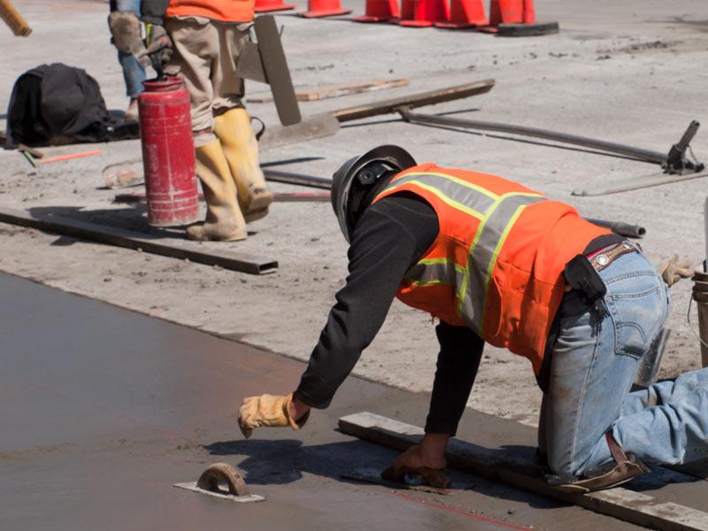 Calcium Chloride in Concrete Accelerators