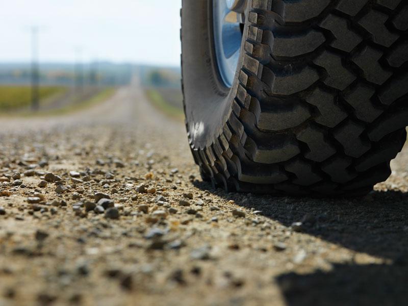 Calcium Chloride for Road Stabilization
