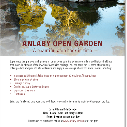 Anlaby Station Open Gardens 2016 Oct 8-9th