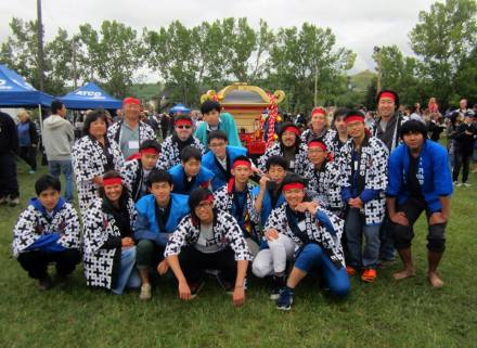 omikoshi team