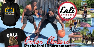 Corsi Classic Basketball Tournament Sponsored By CALI Strong