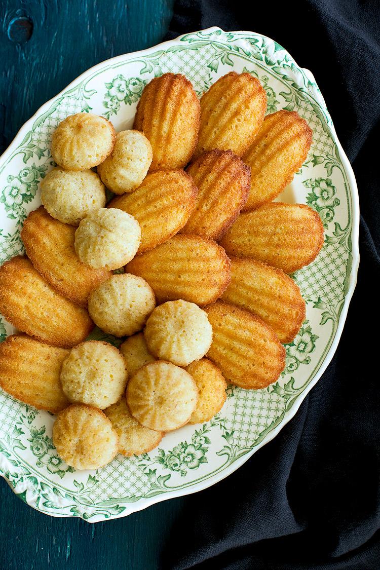 Almond-Madeleine-Cookies