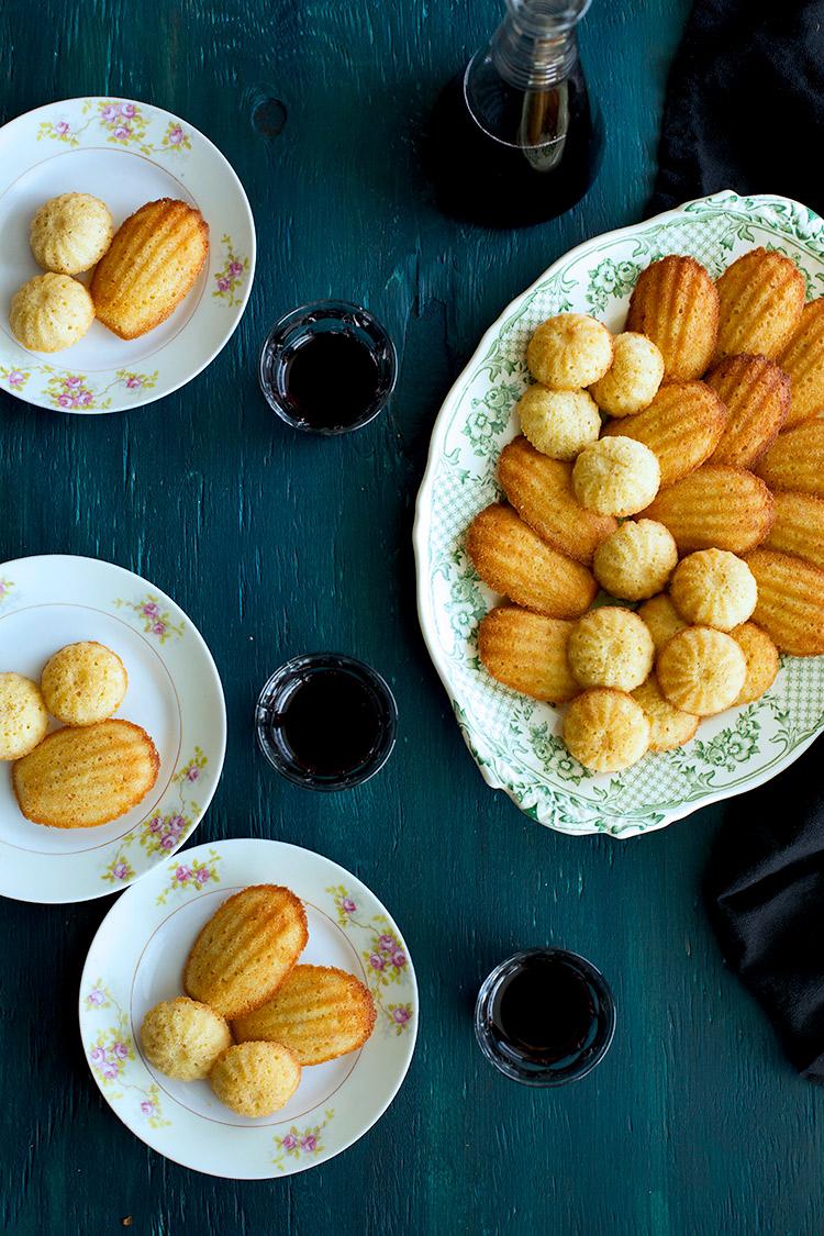 Madeleine--Cookies