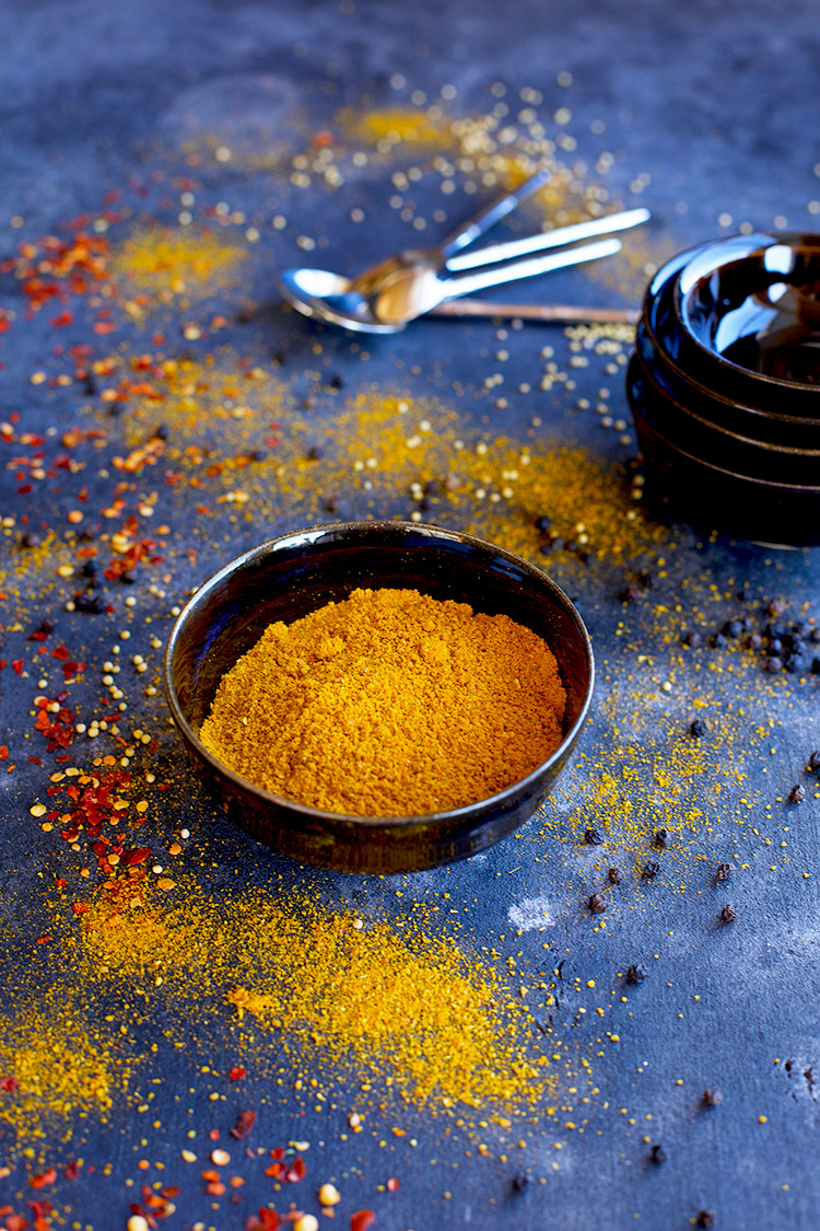 Homemade Curry Powder ⋆