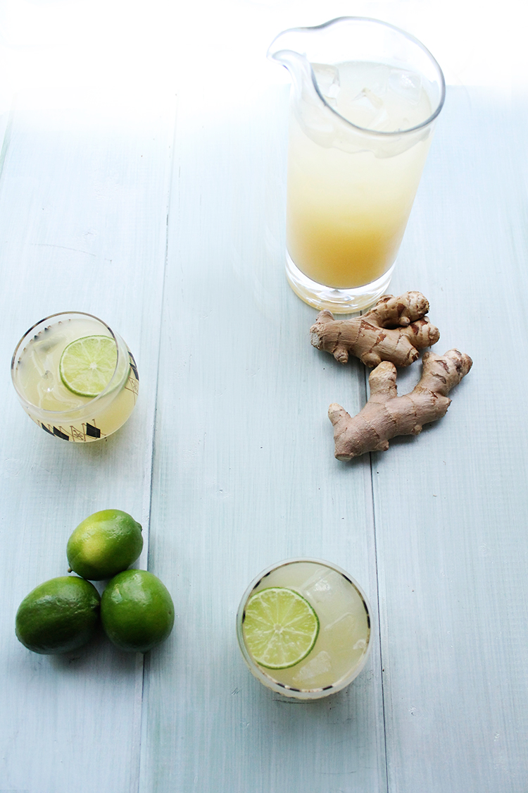 Make your own Ginger Beer