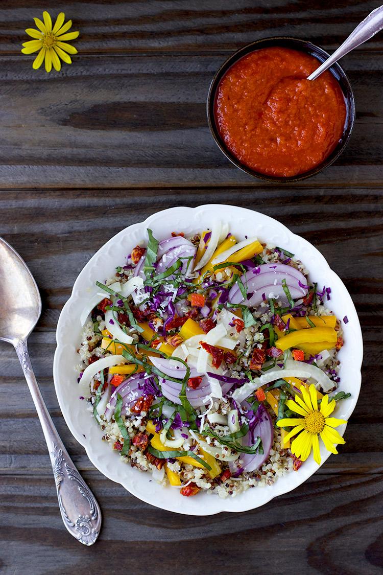 Sun-Dried-Tomato-Quinoa-Salad-with-Fennel
