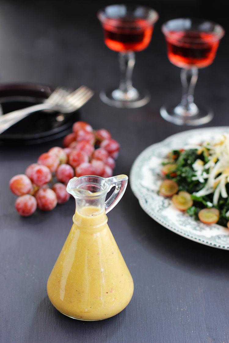 Roasted-Grape-Vinaigrette